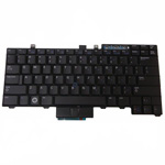 Dell Precision M2400 M4400 / Latitude E5400 E5500 E6400 E6500 Keyboard - Dual Pointing - UK717