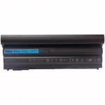 97 Whr 9-Cell Lithium-Ion Battery for Dell Latitude E5420/ E5520/ E6420 Laptops
