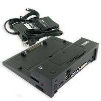 E-Port Replicator with 130-Watt Power Adapter