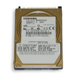 60GB Internal Notebook Hard Drive