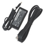 HP Compaq 65 Watt AC Adapter for Presario V2100 Series